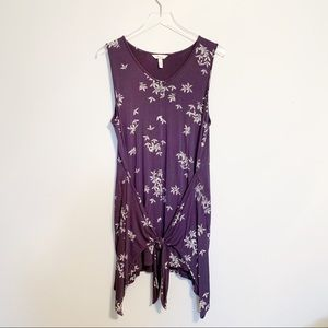 Floral Soma Tunic